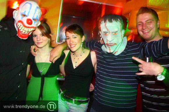 Halloween Tanzverbot